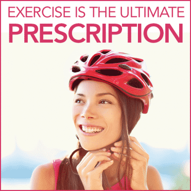 The benefits of exercise are endless.
