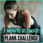 The Ultimate 8 Minute Plank Challenge