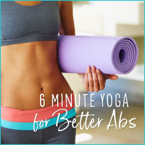 Yoga for abs