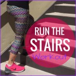 Chris Freytag shows you eight different moves for your ultimate run the stairs workout!