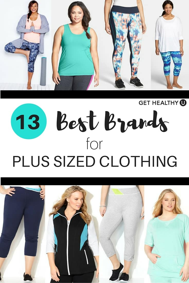 For some brands, it's a matter of nailing the fit; for others, it's getting plus sizes into stores to begin with. But on the whole, we're excited to see plus-size fashion getting better treatment. In a slowly-but-surely expanding market, narrowing down our favorite plus-friendly brands gets even harder.
