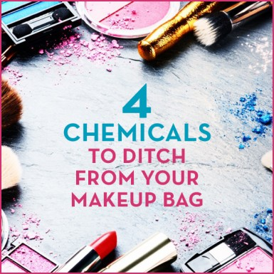 Have you ever wondered what you put on your skin every day? Most makeup products are laden with chemicals that are absorbed through your skin; find out which to stay away from and the best products on the market.