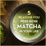 5 Reasons You Need More Matcha in Your Life