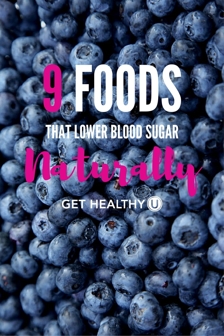 Try these natural ways to lower blood sugar!