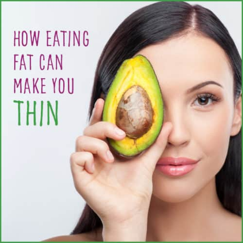 Learn the importance of eating healthy fats and how it can help you lose weight.