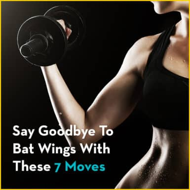 Tone up your arms with these 7 moves.