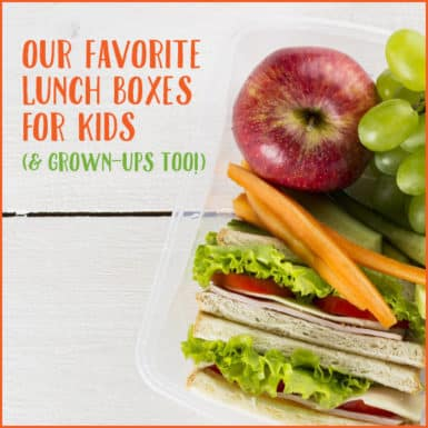Check out these awesome lunch boxes for back-to-school!
