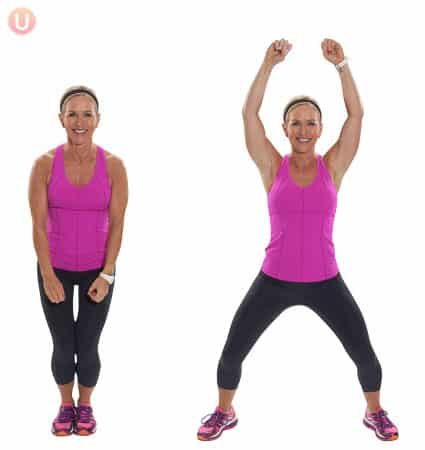 This classic move can help you burn tons of calories.