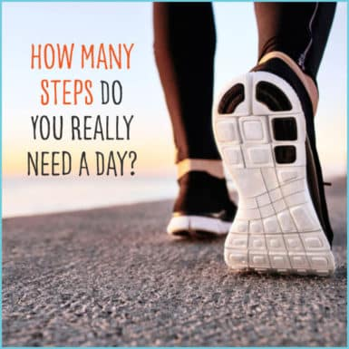 Is the recommended 10,000 steps per day still accurate?