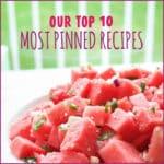 Our Top 10 Most Pinned Recipes